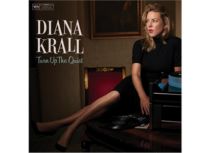 5735218 Verve  Diana Krall Turn Up the Quiet (2LP)